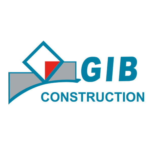 Logo GIB Construction